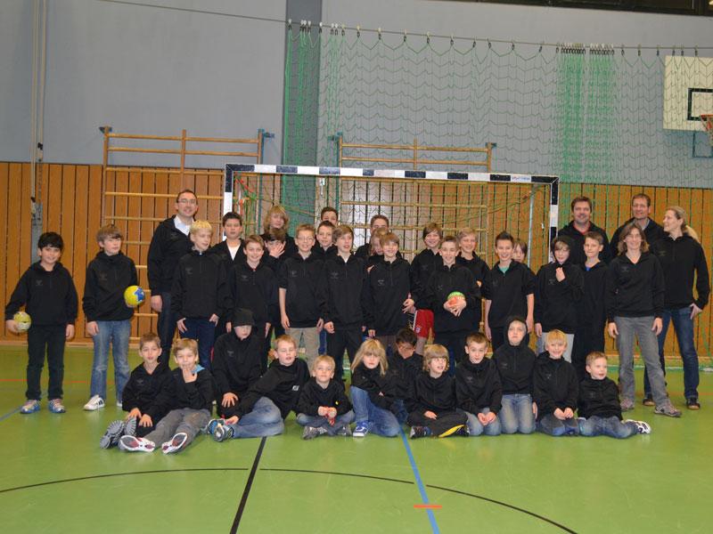 TSV Lengfeld und PlantaPhant feiern Weihnachten