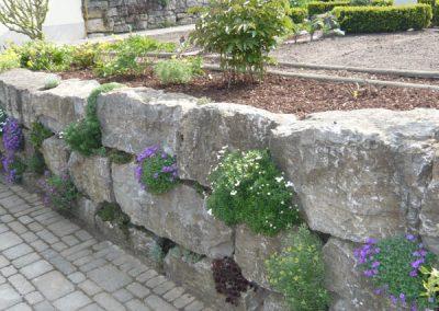 Mauerbau & Sichtschutz